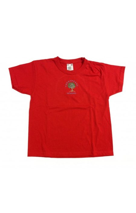 RED Coedffranc Primary School PE Kit