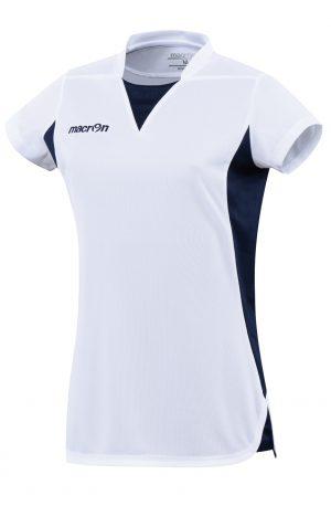 WHITE/NAVY Iridium Shirt