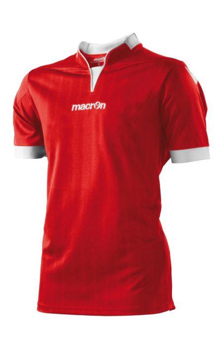 RED/WHITE Short Sleeve Neptune Shirt