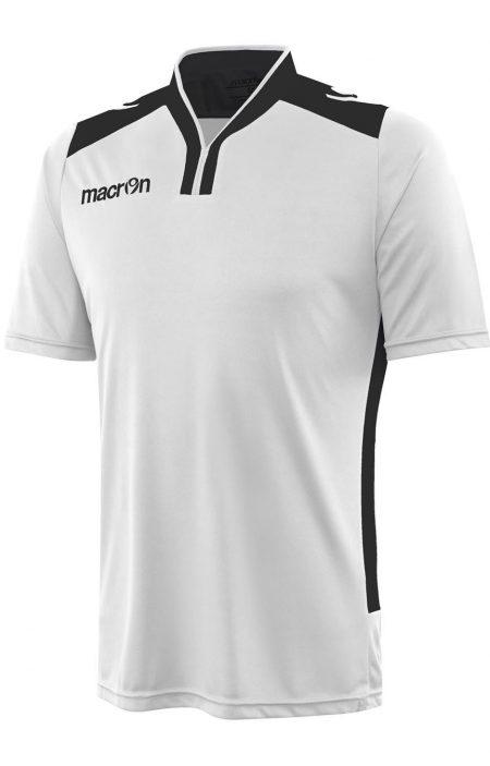 WHITE/BLACK Short Sleeve Jupiter Shirt