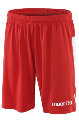 RED/WHITE Elbe Shorts