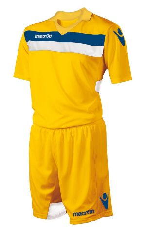 YELLOW/ROYAL/WHITE Short Sleeve Kuma Set