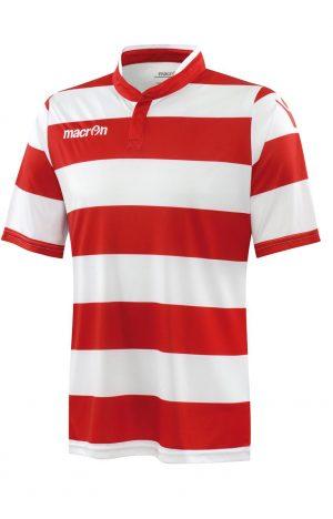 RED/WHITE Short Sleeve Kepler Shirt