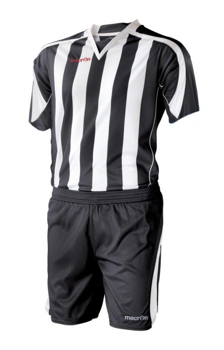 BLACK/WHITE Short Sleeve Essen Set