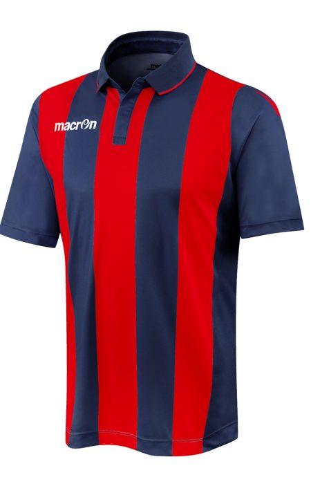 NAVY/RED Short Sleeve Skoll Shirt