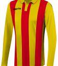 YELLOW/RED Long Sleeve Skoll Shirt