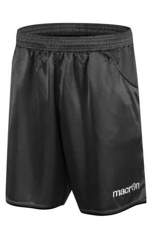 BLACK/WHITE Referee Shorts