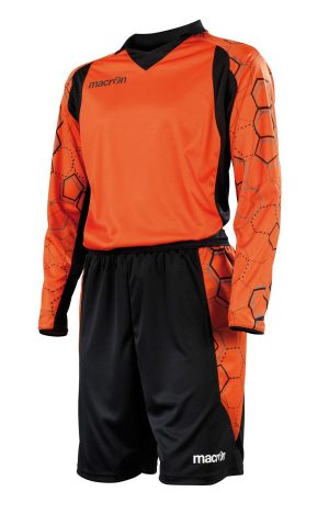 NEON ORANGE/BLACK Australis GK Set