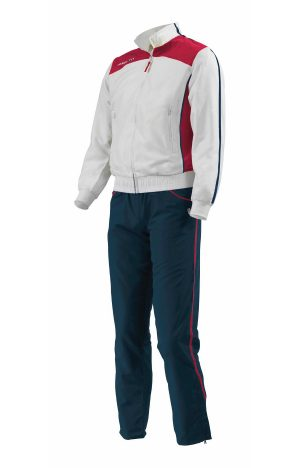 Red/White/Navy Navarra Tracksuit