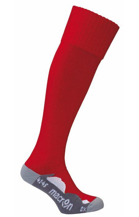 RED Rayon Monocolour Socks