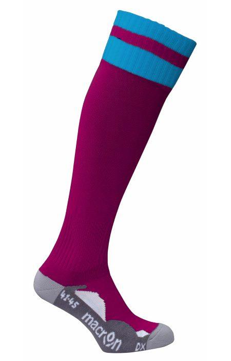 CARDINAL/COLUMBIA Azlon Bicolour Socks