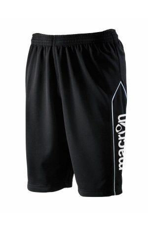 BLACK/WHITE Mekong Bermuda Shorts