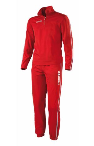 RED Spark 1/4 Zip Tracksuit