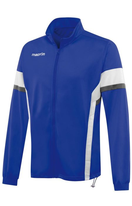 BLUE/WHITE Victory Full Zip Top