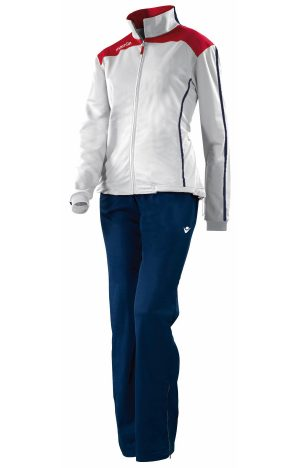 WHITE/RED/NAVY Urania Tracksuit