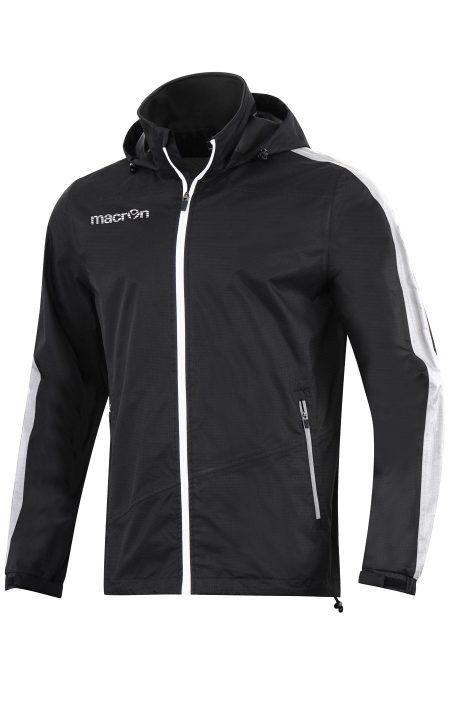 BLACK Surat Waterproof Rain Jacket
