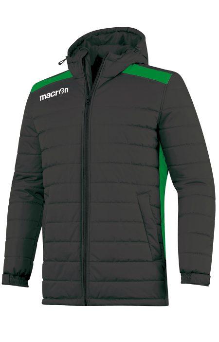 BLACK/GREEN Talnach Jacket