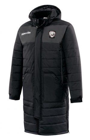 BLACK Hereford FC Suva Jacket