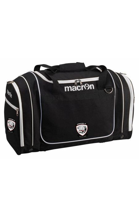 BLACK/WHITE Hereford FC Connection Holdall