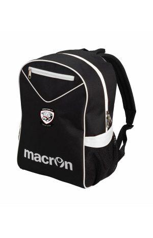 BLACK/WHITE Hereford FC Slot Backpack
