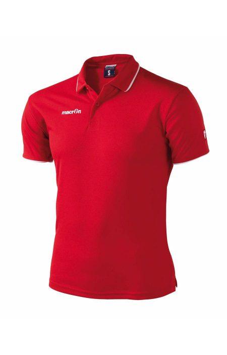 RED/WHITE Draco Polo Shirt