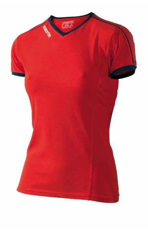 RED/NAVY Fenice T-Shirt