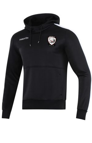 BLACK/WHITE Hereford FC Ska Hoodie