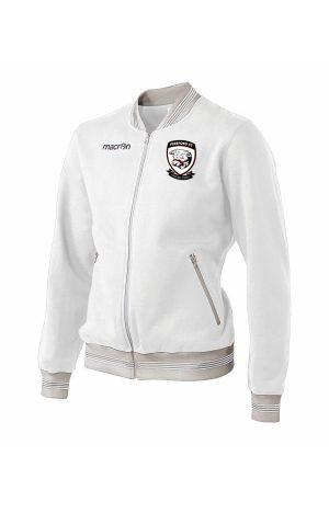 WHITE Hereford FC Funky Sweatshirt