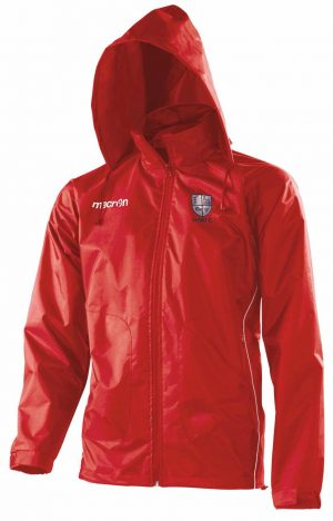RED HRBFC Youth Challenge Tulsa Shower Jacket