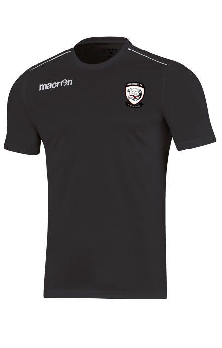 BLACK Hereford FC Rigel Training Top
