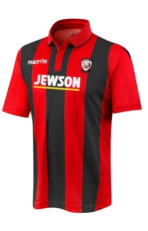 Hereford FC Skoll Away Shirt