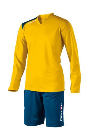 YELLOW/NAVY/BLUE GARUDA Tracksuit Set