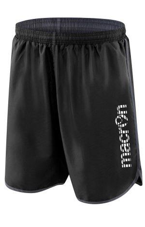 BLACK BAZALT Bermuda Shorts
