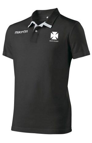 BLACK/WHITE Neath RFC Swing Polo