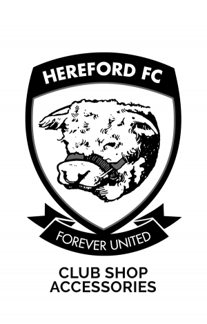 Hereford FC Club Shop Accessories