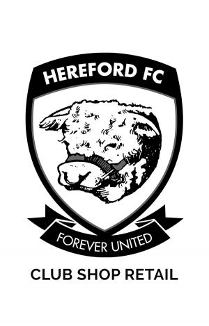 Hereford FC Club Shop Retail