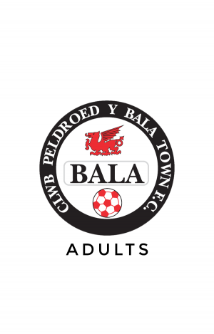 Bala Town FC Adult Sizes