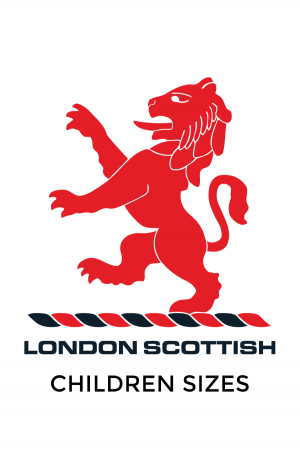 London Scottish Children Sizes