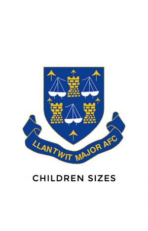 Llantwit Major JFC Children Sizes